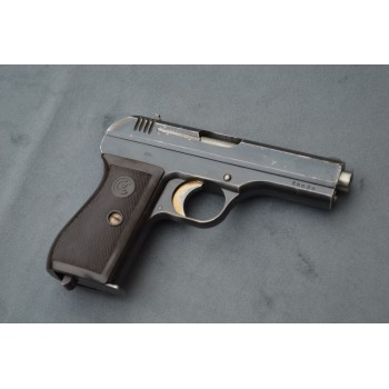 PISTOLET CZ27 ou P27 Fab Allemande à Prague Cal 7.65 Br - All Seconde Guerre