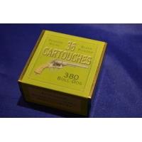 BOITE MUNITIONS DE RECHARGEMENT - CALIBRE 380 BULLDOG
