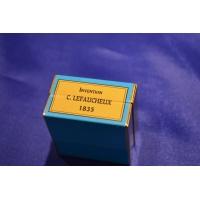 BOITE DE MUNITIONS DE RECHARGEMENT - CALIBRE 7mm A BROCHE