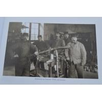 OUVRAGE LIVRE LE FUSIL LEBEL / BERTHIER / MITRAILLEUSES HOTCHKISS / ST ETIENNE 1907