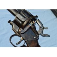 REVOLVER LEMAT 1869 BLEU Cal 11mm 73 - FR XIXè