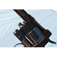 FAURE LEPAGE A PARIS REVOLVER 2nd type 1866 PRIX DE TIR CAL 11mm 73 - FR XIXè