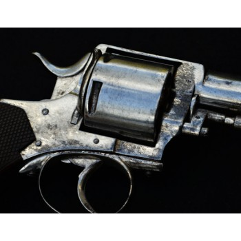 REVOLVER BULLDOG BRITISH CONSTABULARY LIEGOIS Calibre 500 - BE XIXè