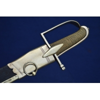 Armes Blanches SABRE CHASSEUR A PIED vers 1780 - FR Ancienne Monarchie {PRODUCT_REFERENCE} - 1