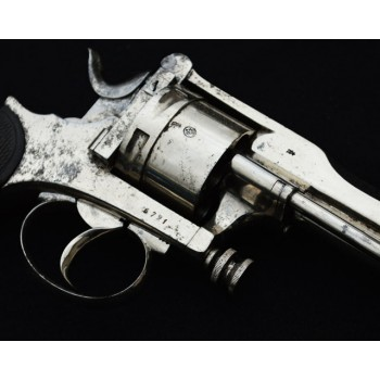 REVOLVER A SYSTÈME AS BREVETE Calibre 450 - BE XIXè