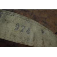 CEINTURON ERSATZ MODELE 08/14 daté 1914 - FR 1er GM