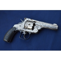 "REVOLVER SMITH & WESSON N°3 DA 44/40 4"" - US XIXè"