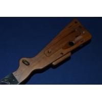 PISTOLET BORCHARDT Mle 1893 LUDWIG LOEWE - Calibre 7,65mm