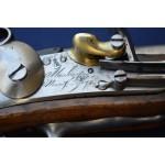 PISTOLET REGLEMENTAIRE Mle AN IX DE MARECHAUSSEE TROUPE MAUBEUGE Manuf Imp. Daté 1811 - FR Premier Empire