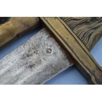 GLAIVE ARTILLERIE MODELE 1771 SABRE TROUPE A LA ROMAINE DU CORPS ROYALE D'ARTILLERIE - FR Ancien Régime