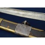 SABRE DES DRAGONS DE MONTMORENCY devenus CHASSEURS A CHEVAL DES EVECHES 1776 à L'Empire - FR Ancien Régime