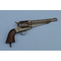 REVOLVER REMINGTON SA Mle 1875 MILITARY 7 pouce1/2 Calibre 44 REM - US XIXè
