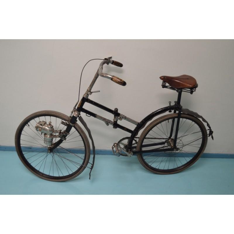 Vélo du capitaine Gérard modèle 1895 2é type