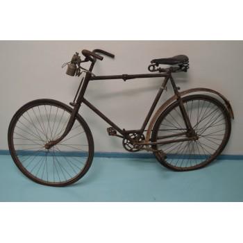 Rare bicyclette pliante Seidel-Nauhmann vélo de chasseur a pied allemand 1er GM