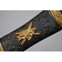 COUTEAU ECOSSAIS SKEAN DHU régiment 78th HIGHLANDERS XIXè