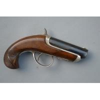 PISTOLET DERRINGER WILLIAMSON PREMIER MODELE GRAVER 1866 Calibre 41 RF - US XIXè