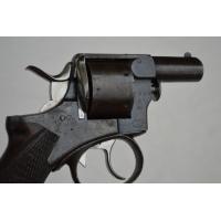 REVOLVER WEBLEY RIC N°1 POLICE 1er MODELE 1868 Calibre 442 - GB XIXè