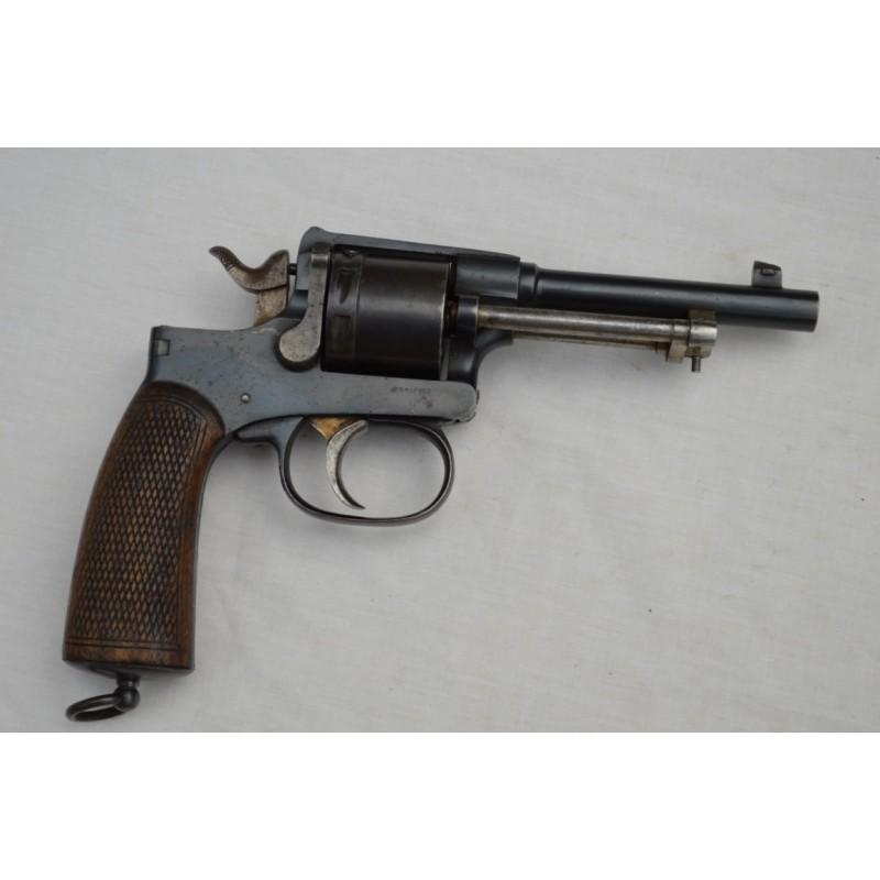 REVOLVER RAST & GASSER Mle 1898 Cal 8mm Gasser - Austro Hongrois 1er & 2nd GM
