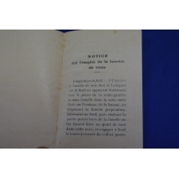 BONNETTE LUNETTE APX LEBEL BERTHIER Mle 1915 et 1916
