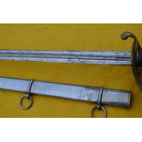 SABRE OFFICIER ETAT MAJOR Mle 1855 CHATELLERAULT - Fr II Empire