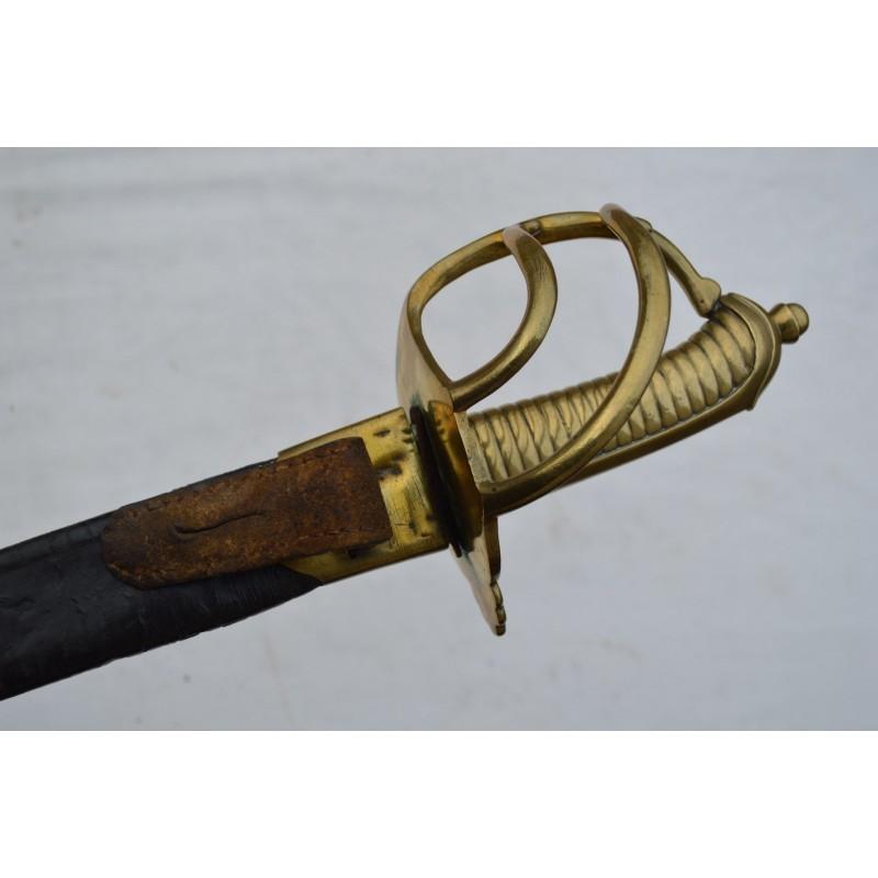 SABRE DE BORD DIT SARTINE MARINE MILITAIRE 1779 à l'Empire - France Ancienne Monarchie