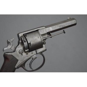 REVOLVER TRANTER PATENT 1872 Double Action CALIBRE 500 pour OFFICIER ANGLAIS - GB XIXè