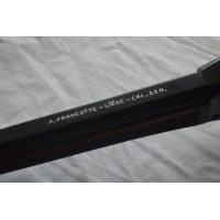 CARABINE FRANCOTTE A LIEGE Syst. Martiny Calibre 22 Hornet N°9267 - BE XIXè
