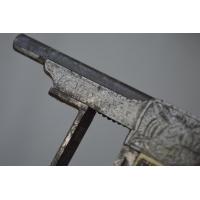 PISTOLET LE MERVEILLEUX DE Jacques ROUCHOUSSE St Etienne 1890 Calibre 6mm - FR XIXè