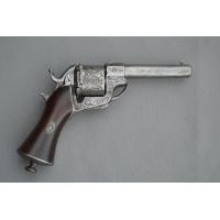 REVOLVER BABY RAPHAEL Gravé 1860 Calibre 7mm - FR XIXè