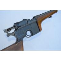 CARAINE MAUSER C96 1er Modèle Calibre 7.63 Mauser - ALL XIXè