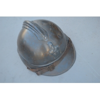 CASQUE ADRIAN MODELE 15 GENIE 1er Type - France 1er GM