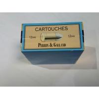 BOITE DE 25 MUNITIONS  CALIBRE 12 mm Galand et Perrin