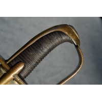 SABRE DE HUSSARD MODELE 1786 des Ateliers Républicains- France Révolution & Directoire 1793-1799