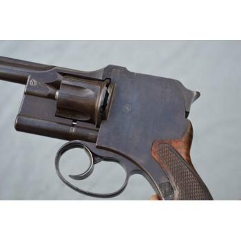 PROTOTYPE GATLING ARMS DIMANCEA REVOLVER Calibre 38 - GB XIXè