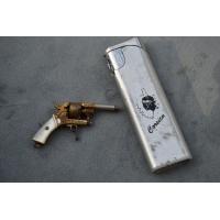 MINUSCULE REVOLVER BRELOQUE Calibre 2mm