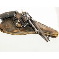 REVOLVER ORDONNANCE Modèle 1878 Régimenté 43.P Cal 10.4mm - SUISSE XIXè