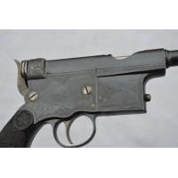 PISTOLET CHAROLA Y ANITUA 1897 Calibre 5mm Clément - Espagne XIXè