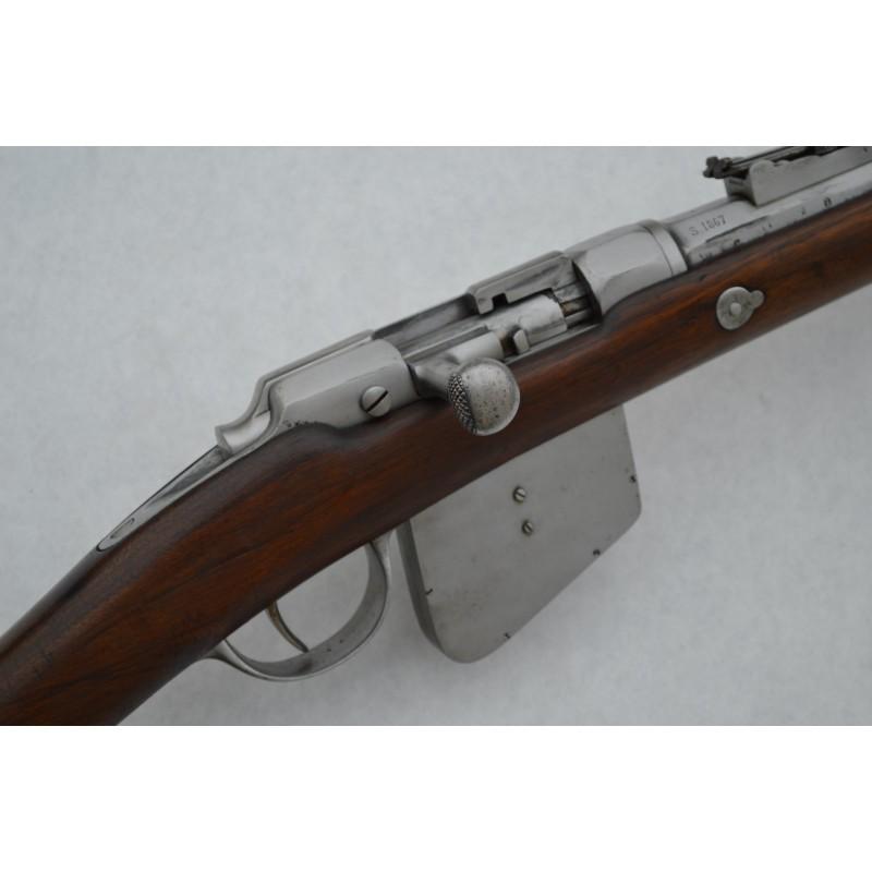 FUSIL CHASSEPOT DE PRISE ALLEMAND Transformé A REPETITION 11mm Mauser
