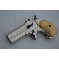 PISTOLET Double DERRINGER REMINGTON Calibre 41RF