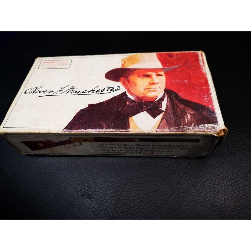 Boite 20 Cartouches Oliver Winchester Calibre 38-55