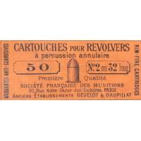 Boite de 50 Cartouches...