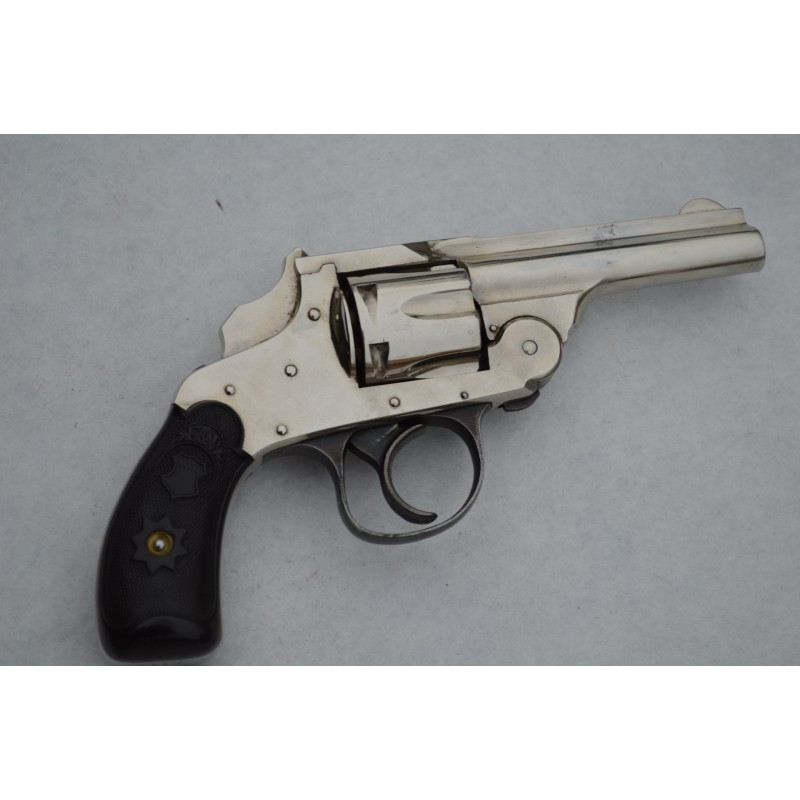 REVOVLER FOREHAND & WADSWORTH 1888 à Brisure Calibre 32 S&W long - USA XIXè