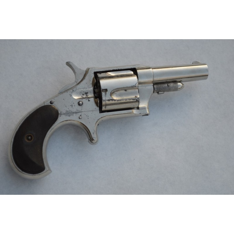 REVOLVER REMINGTON SMOOT NEW MODEL N°4 Calibre 38 RF - USA XIXè