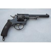 REVOLVER ORDONNANCE Modèle 1878 Cal 10.4mm