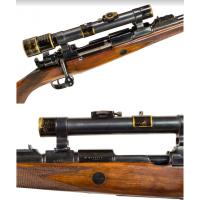 CARABINE 275 RIGBY calibre 7x57 et 7x57R de 1915 Hartmann & Weiss