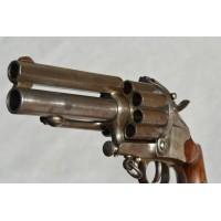 Armes de Poing REVOLVER LEMAT modèle 1869 Calibre 11mm 73 et Calibre 20 - France Belgique XIXè {PRODUCT_REFERENCE} - 3