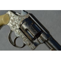 REVOLVER LUXE AUGUSTE FRANCOTTE A LIEGE copie COLT NEW POLICE 38 Smith & Wesson