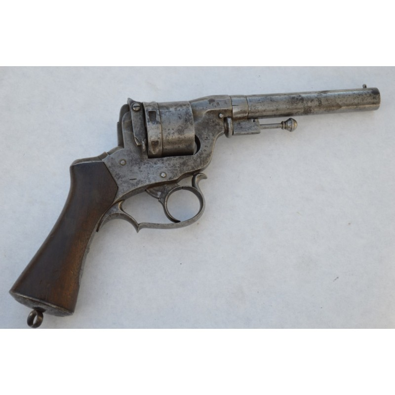REVOLVER PERRIN 1859 Double action Calibre 12mm