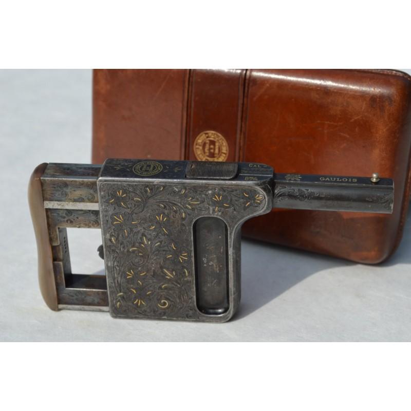 PISTOLET DE LUXE GAULOIS N°5 Calibre 8mm