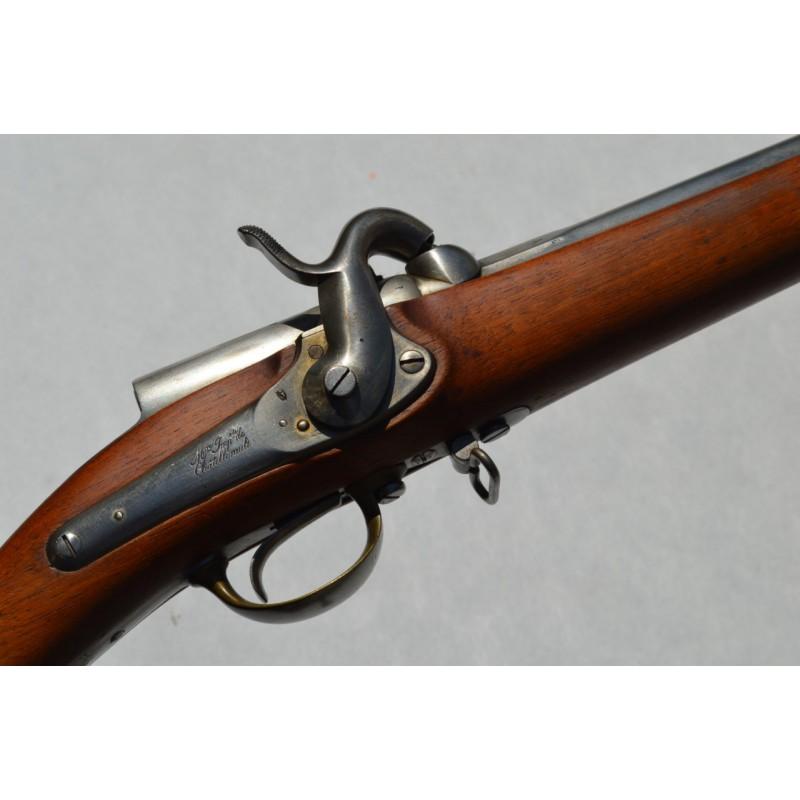 MOUSQUETON D ESSAI ARCELIN MODELE 1856 Manufacture Impériale de Chatellerault cal 12 mm